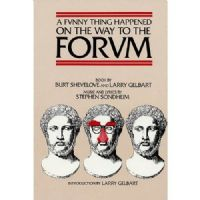 Funny Thing Happened on the Way to the Forum A Book